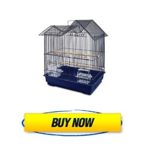 You & Me Parakeet Ranch House Cage