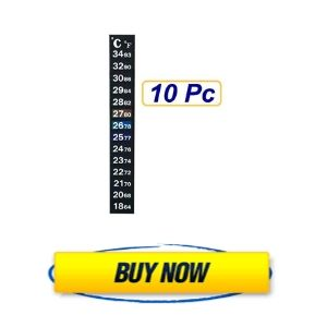 SUKRAGRAHA Traditional Stick-on Digital Temperature Thermometer